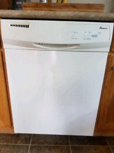White dishwasher - perfect condition