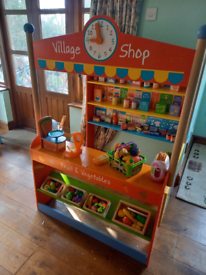Big Jigs Village Shop and accessories
