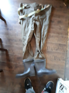 Size 11 hip waders