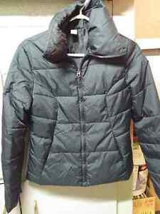Old Navy black quilted jacket Kitchener / Waterloo Kitchener Area image 1
