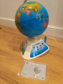 Interactive Smart Globe with Smart Pen