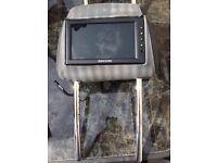 Car tv screen bmw 1 series headrests