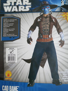 Cad Bane from The Clone Wars - size Medium (8-10)