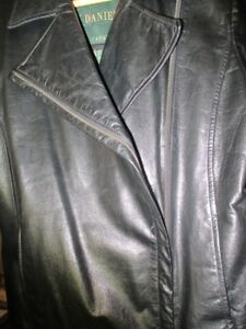 Leather Jacket women's