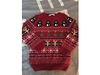 Unisex Christmas jumper