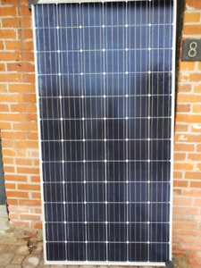 340W Solar Panel with Charge Controller For 24V Off-Grid