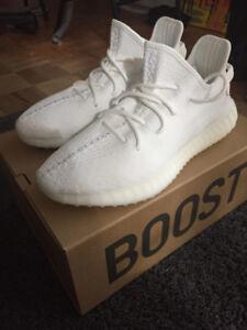 Yeezy Boost 350 V2 Triple White - Mens 11.5