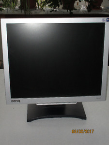 used 20 inch BENQ monitor for sale