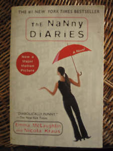 Novel: The NANNY DIARIES – #1 NY Times BESTSELLER + Movie!