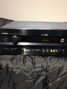 YAMAHA BOSE HOME THEATRE SYSTEM