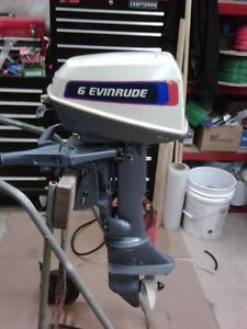 Wanted to buy - 6 hp outboard motor