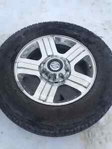 Ford F350 Harley Davidson Rims with Cooper Discoverer AT3 tires