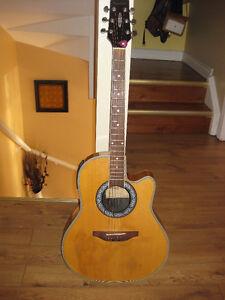 BeaverCreek Acoustic Electric  Guitar