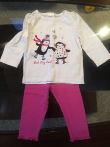 Gymboree Outfit - Worn Once - sz 6-12 months