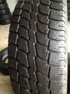 2  Radial  Winter tires 215/70/16