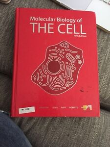 Molecular Biology of the Cell (5th Ed.)