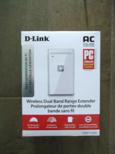 Wireless (Dual Band) Range Extender
