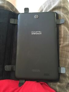 Alcatel one touch tablet new