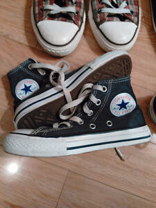 Converse Shoe Sale Kids & Adults Like New $25 or Less London Ontario image 8