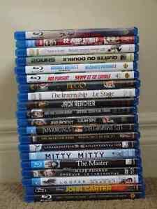 Blu-rays for Sale (Reduced Prices) Regina Regina Area image 4