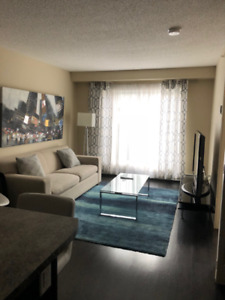 Furnished Windermere Condo; 1 Bed + Den, 2 Bath, Top Floor