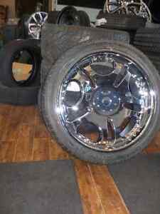 24inch Dodge Ram Rims Brand new with tires