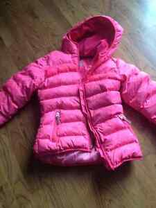 Girls Winter Coat (Size 7/8)