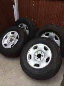For sale 4winter tires