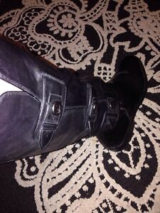 COACH Leather Boots - Size 8.5