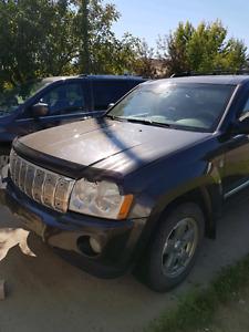 2005 Jeep Grand Cherokee with a Hemi