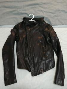 Jacket cuir Rudsak