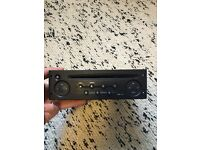 Renault Clio 2004 CD player