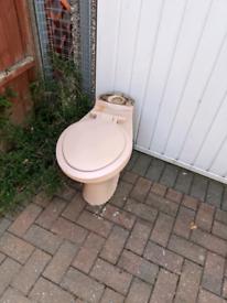 Toilet Bowl - Stelrad Doulton