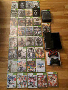 Jeux Xbox 360 - 5$ à 20$ par jeux - prix de groupe possible