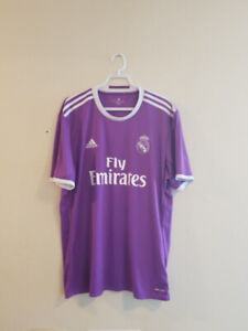 Adidas Fly Emirates Real Madrid Jersey size xL