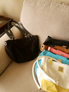 Miche Demi base bag and 5 covers