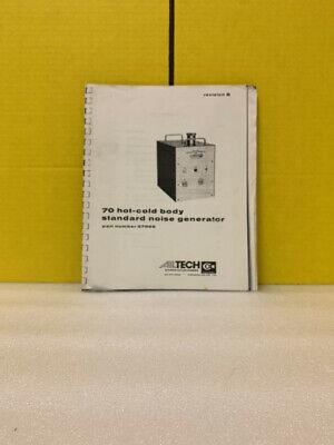 Ailtech 07009 70 Hot-cold Body Standard Noise Generator