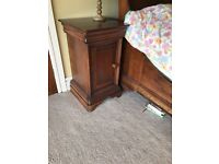 Willis & Gambier bedside cabinets
