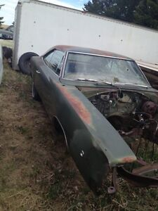 wanted 68 charger passenger fender