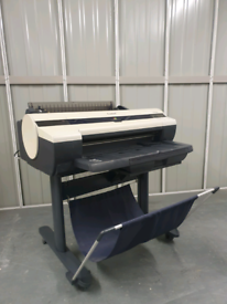 FOR SALE CANON IPF600 HEAVY DUTY PRINTER WITH STAND