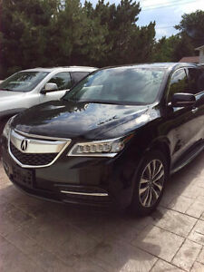 2014 Acura MDX Technology NAV/REAR CAM & More!! ONLY 22K!!!