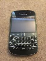 QUICK SALE BLACKBERRY 9900 TOUCH SCREEN FOR ONLY $109.99!!!!