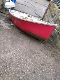 8ft rowing dinghy tender