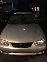 Toyota Corolla - a well maintained car!