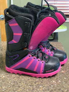 Snowboard boots- (ThirtyTwo) Women's sz 7.5