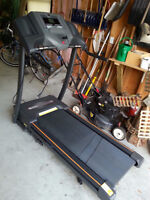Horizon CT 5.0 foldable treadmill