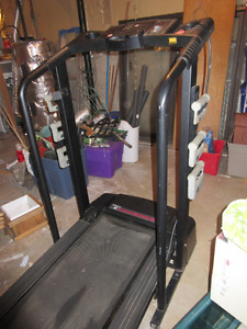 treadmill with weights