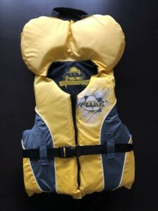 Kids lifejackets (2) and Speedo waterwings FOR SALE