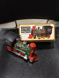 WESTERN EXPRESS Battery Operated Train Engine