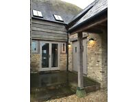 One bedroom annex in Bourton to let